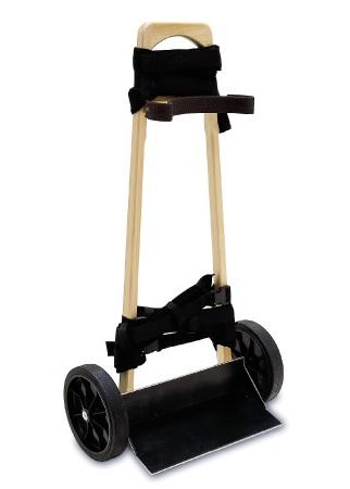Salvi Harp Trolley - 2 Wheels